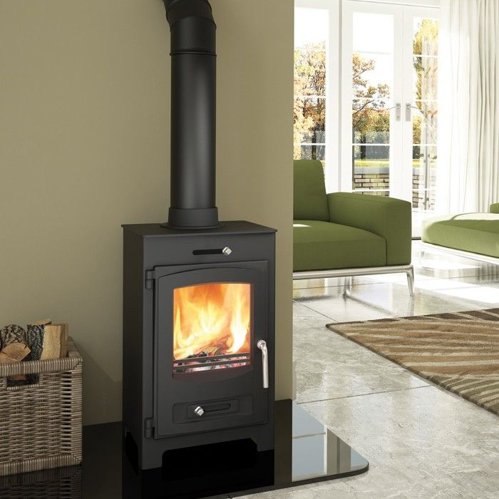 Broseley Evolution Hestia 5 Wood Burning Stove - All Stoves - Stoves Are Us
