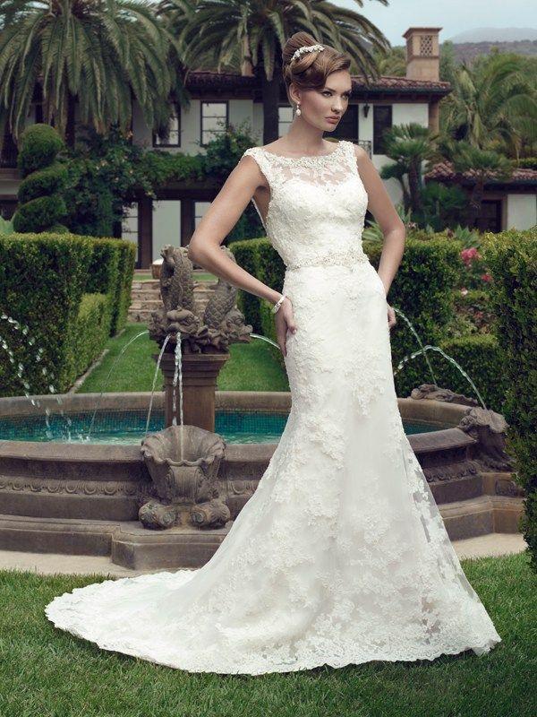 2146 Casablanca Wedding Dress