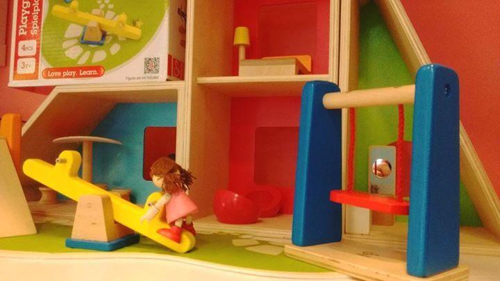 Tante espansioni per le casette Hape Toys - giardino e play garden - set per il terrazzo - animali domestici - cameretta per neonato - palestra #TOYSFORKIDS