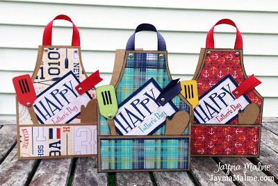 Download: Fathers Day BBQ Apron Workshop Guides/Templates Available Again! - Playing with Paper: Scrapbooks, Cards and DIY | Close to my Hea...