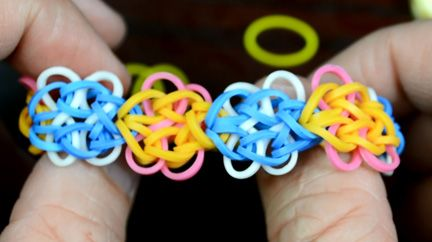 Crazy Loom Bracelet Maker Patterns | Subscribe to Toy Book Digital Edition and Toy Report