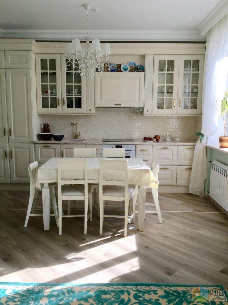Кухня-гостиная, интерьер кухни фото, кухни Scavolini