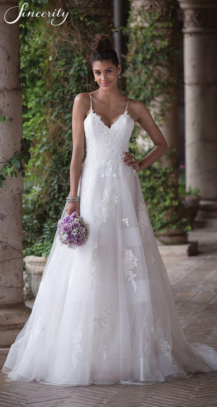 62 best Sincerity Bridal images on Pinterest | Wedding frocks, Short ...