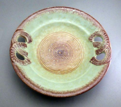 Keramikschale ELSTERWERDA in top Erhaltung in Antiquitäten & Kunst, Porzellan & Keramik, Keramik | eBay