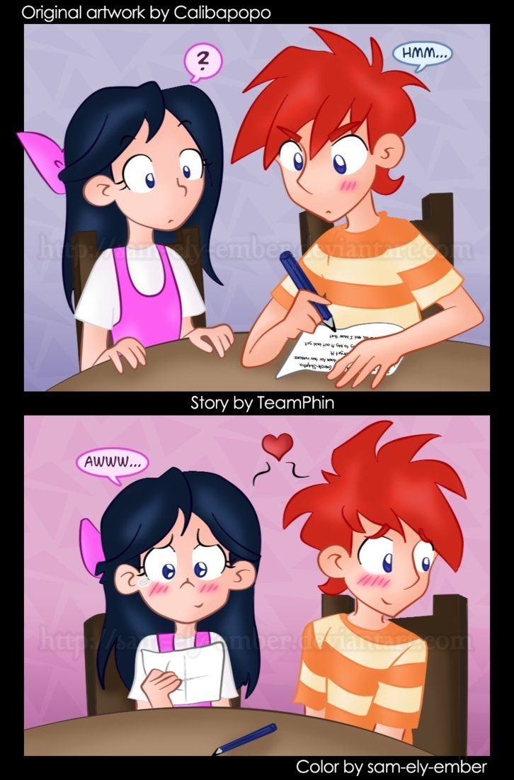 ferb and isabella relationship marketing