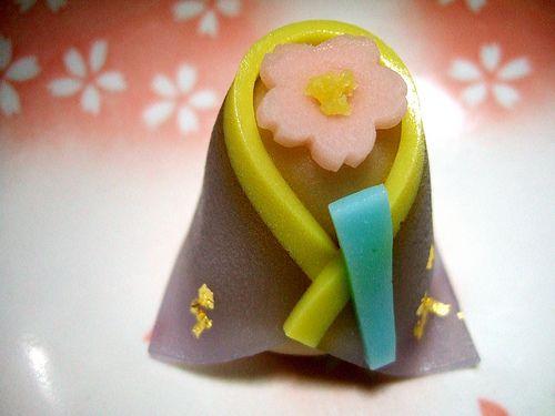 Japanese sweets (wagashi)