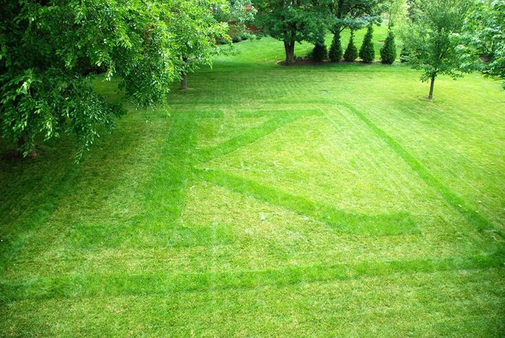 Rob Dannemiller '83 recognizes his 30th reunion year by mowing his lawn in the K logo. How do you celebrate your love for Kalamazoo College? http://www.payscale.com/research/US/School=Kalamazoo_College/Salary