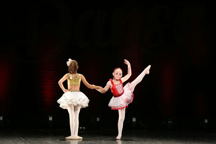 """""""Little ballerinas""""  Concurs Escolar de Dansa 2017"""