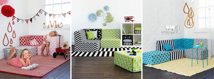 Noosh Childrens Furniture Stylish Kids Sofas Room Decor