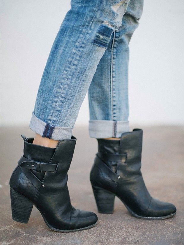 The coolest Rag & Bone boots-Peruse some classic favorites and brand new boot styles. via @WhoWhatWear