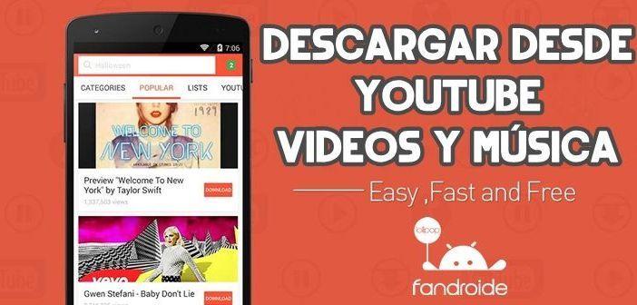 Descarga Videos De Youtube A Buena Calidad De La Manera Mas