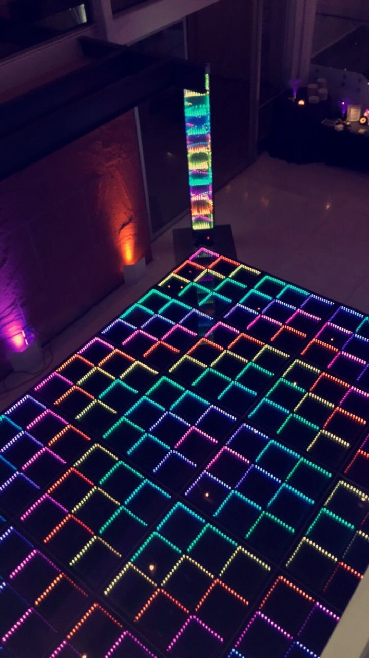 Corporate Cocktail Party Ideas Part - 37: Illuminated Dance Floor By Www.illuminotions.com For 60u0027s Themed Corporate  Party At The. Corporate Party IdeasDance FloorsCocktail ...