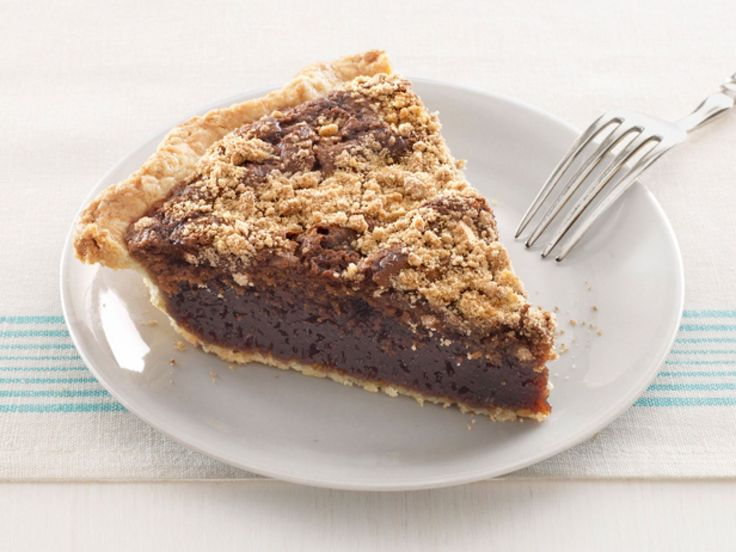 Shoofly Pie recipe from Food Network Kitchen via Food Network