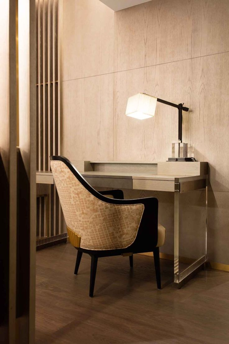 A redesign of the 120 suites at The Landmark, Mandarin Oriental in Central.