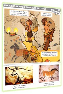 DDM CP/CE1 - La préhistoire