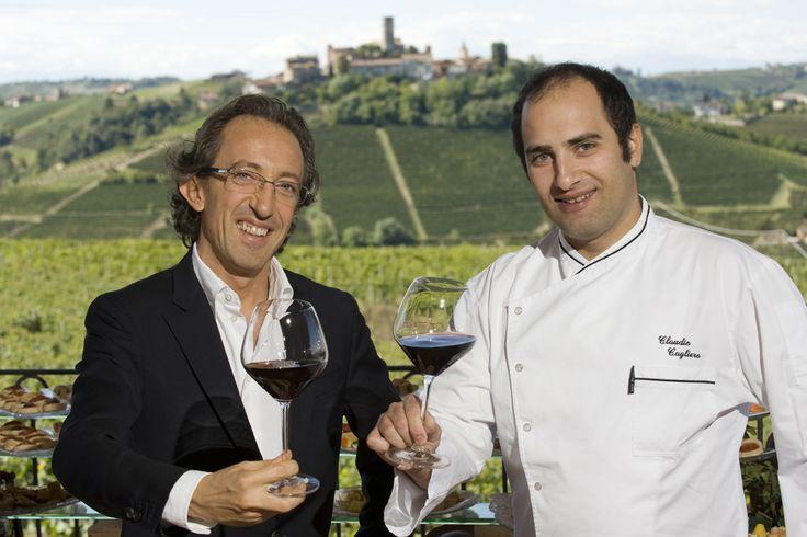 Riccardo & Chief Cook Claudio