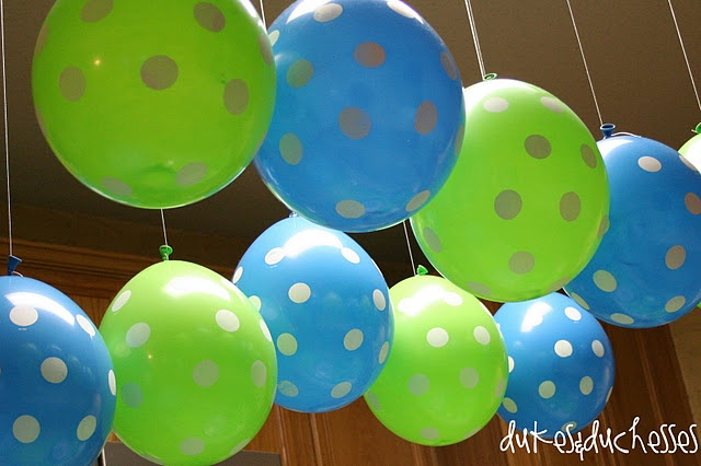 a few of my favorite things party for a teenager..cute idea