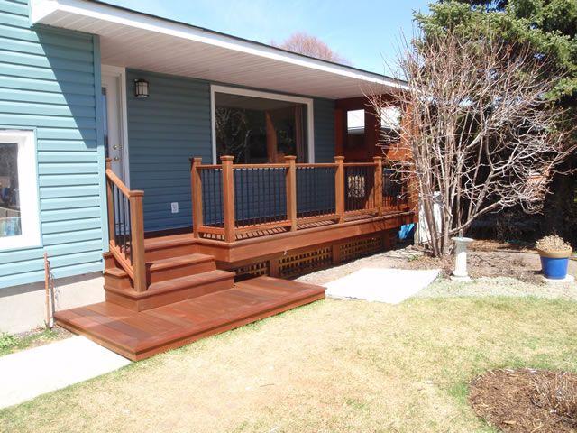Decks and Fences: Image