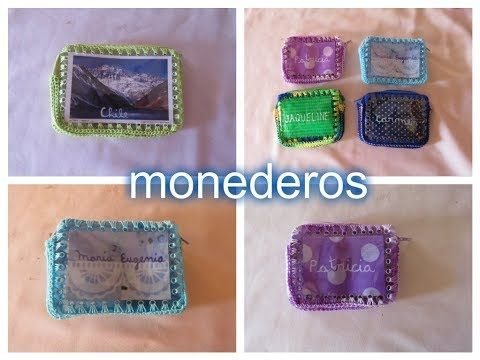 (3770) MONEDERO PERSONALIZADO - YouTube