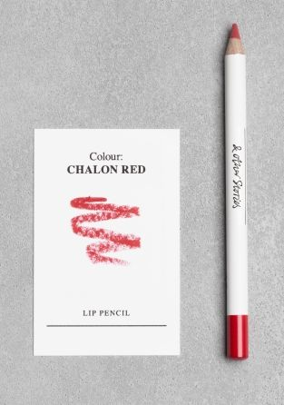 Lip pencil Chalon Red fra &OtherStories