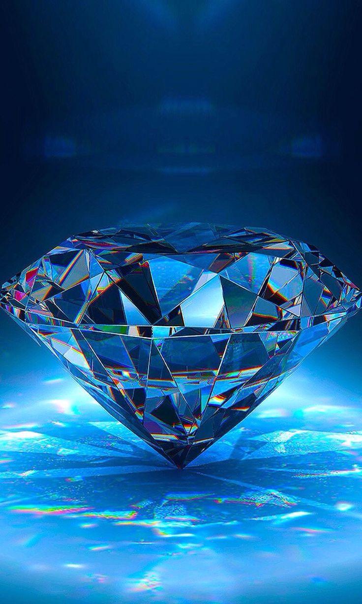 Новый, алмаз в открытках