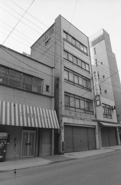 千代田区岩本町~その三 - 東京 DOWNTOWN STREET 1980's