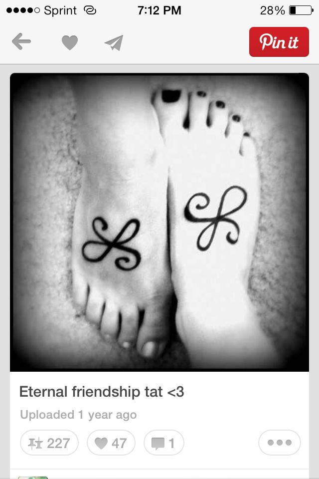 Eternal friendship
