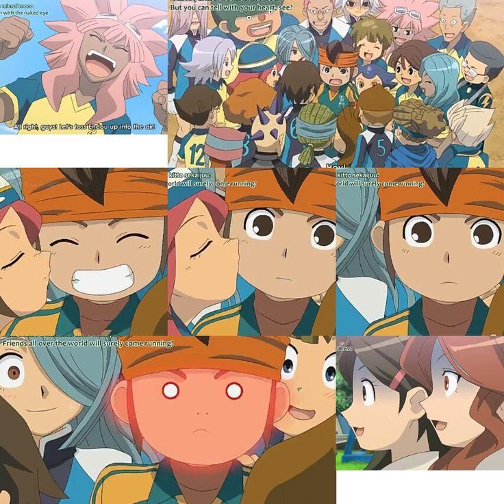Immagini di Sky La su Inazuma Eleven Evans, Anime