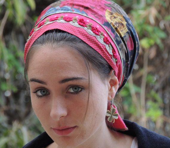 34 best Sinar tichel images on Pinterest   Kopftücher, Haarnetz und ...