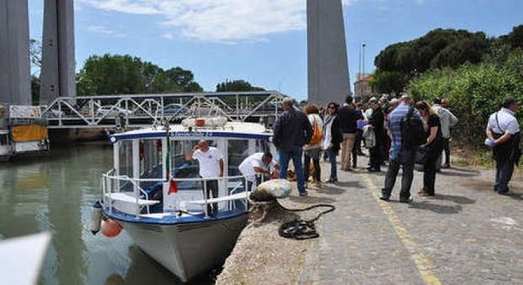 Archeoboat - in battello a visitare i Porti Traianei e Fiumicino