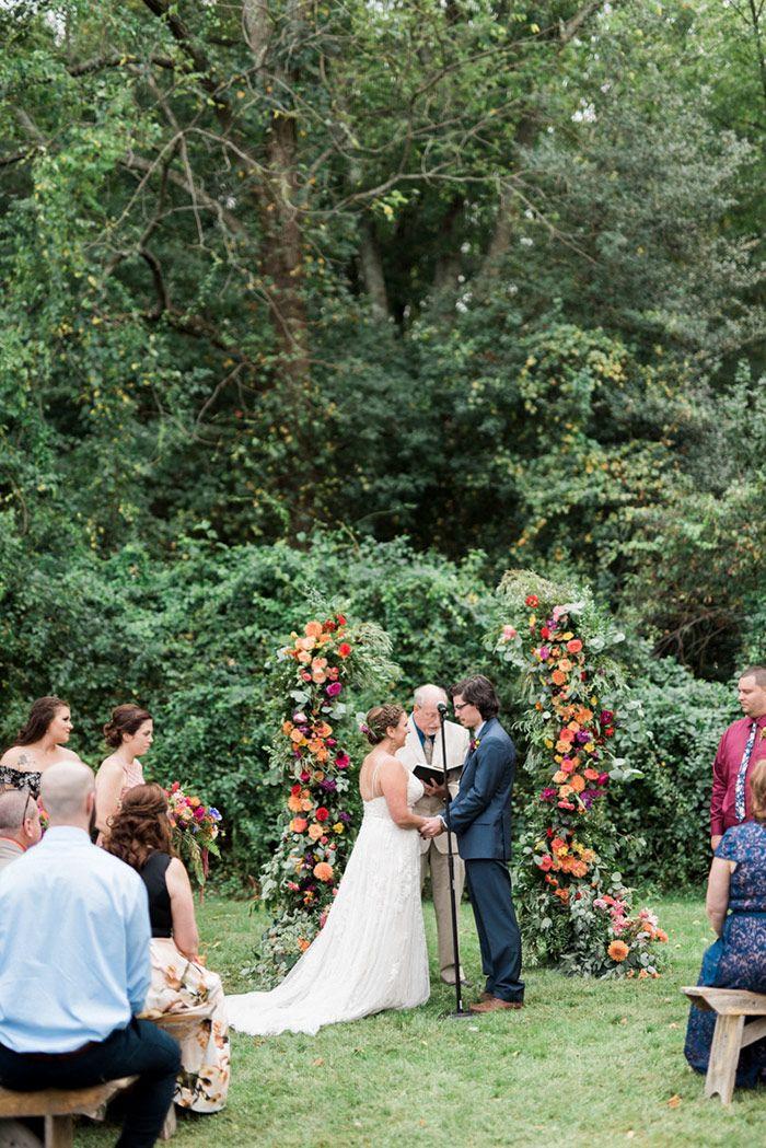 Katie And Sean At El Farms In 2018 Real New Jersey Weddings Pinterest Wedding Bride