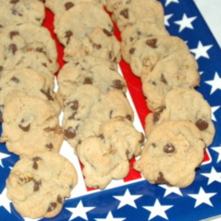 All-American Chocolate Chip Cookies Recipe | Just A Pinch Recipes
