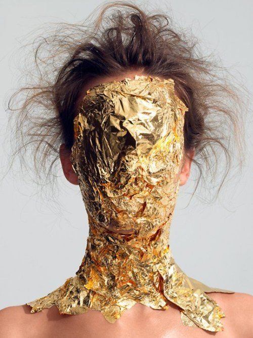 Gilded http://www.pinterest.com/ladygazzaladra/the-new-age-of-gold/