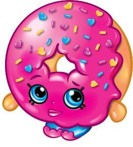 Donut Shopkin Kid At Heart Pinterest Shopkins