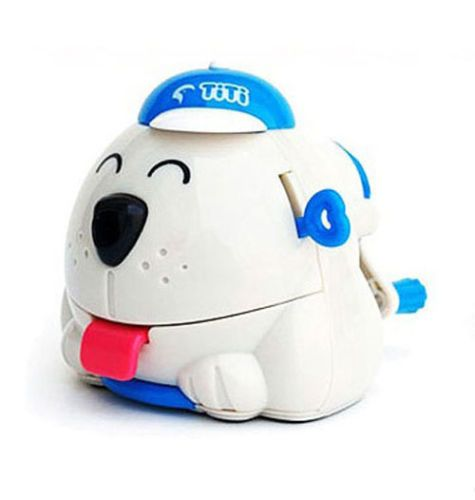 TiTi HIGH SHAPA Kids Childrens favorite character Puppy Pencil Sharpener Pens