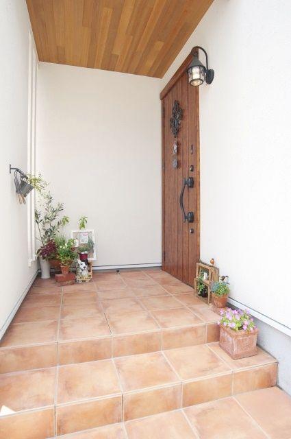 『フレンチカントリーの家』 | 注文住宅 大阪 スペースラボ フォトギャラリー