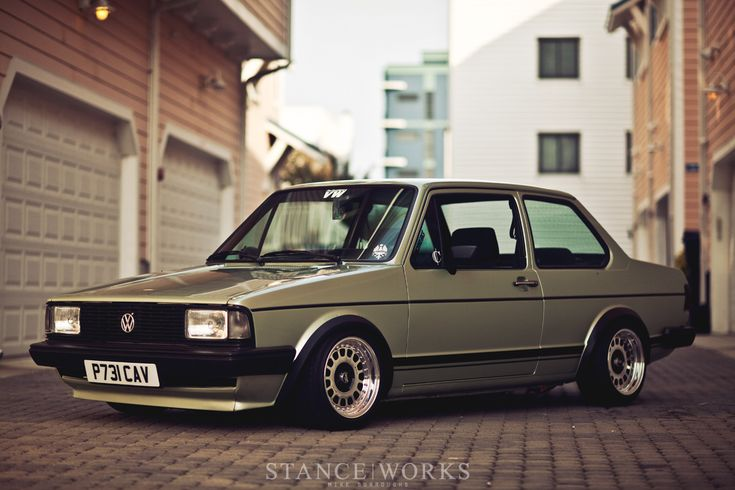 The best MkI Jetta that ever was or will be.