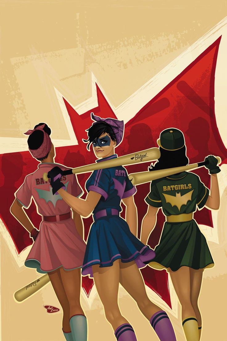 DC COMICS BOMBSHELLS #7 by Ant Lucia