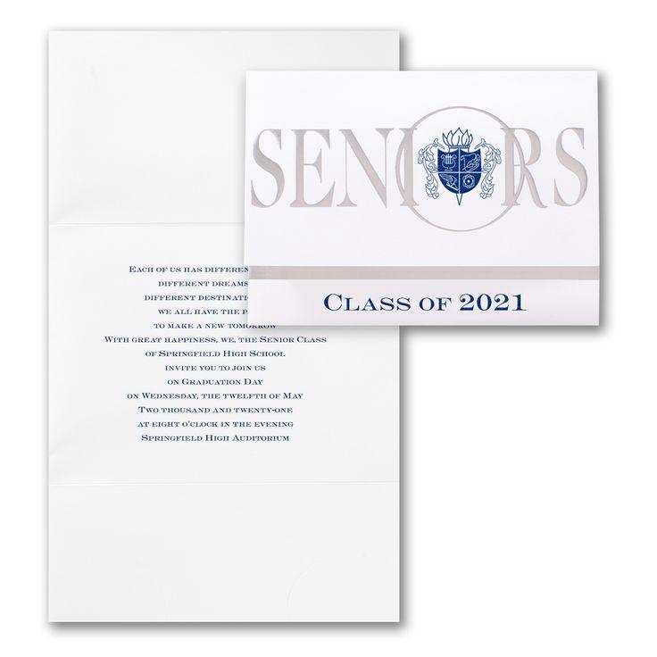 graduation invitation 2018