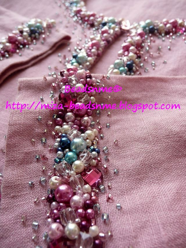 La vidéo du tutoriel des bracelets avec les perles pour bijoux, y compris les p… – bordado
