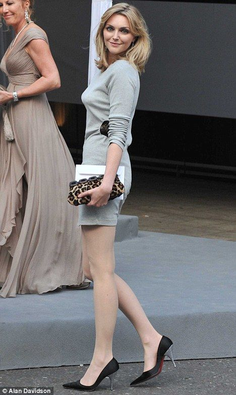 Sophie Dahl...so chic!