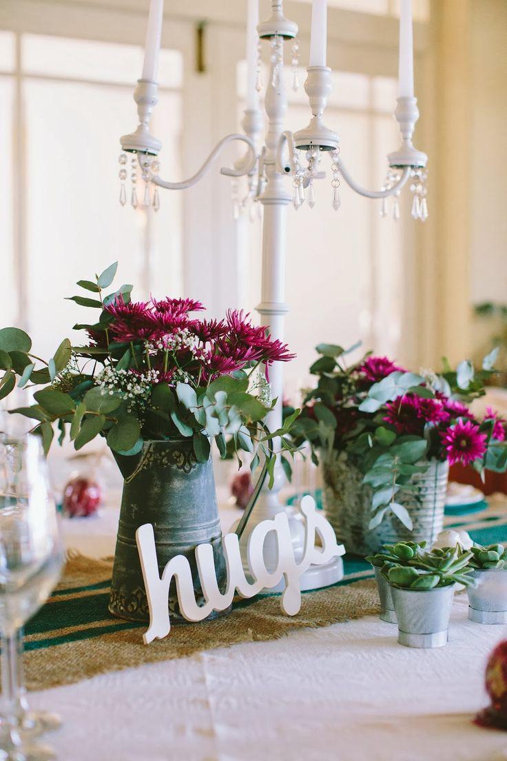 Tafel dekor : Best images about trou tafels en dekor on