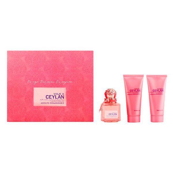El mejor precio en perfume de mujer en tu tienda favorita  https://www.compraencasa.eu/es/perfumes-de-mujer/77413-viaje-a-ceylan-lote-3-pz.html