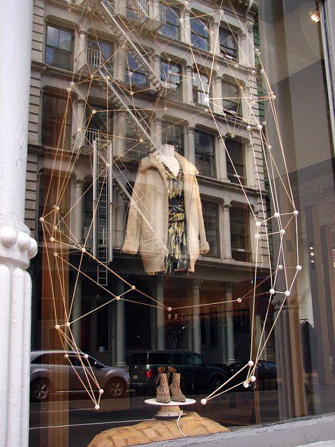 Beautiful Window Displays!: isabel marant