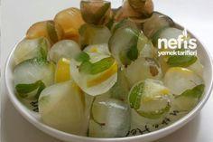 Naneli Limonlu Buz Küpleri Tarifi