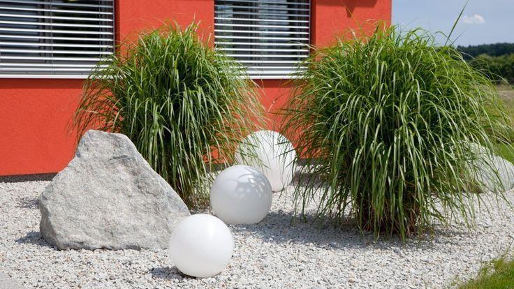 10 best images about Garten on Pinterest Gardens, Dem and Water - vorgarten gestalten mit kies und grasern