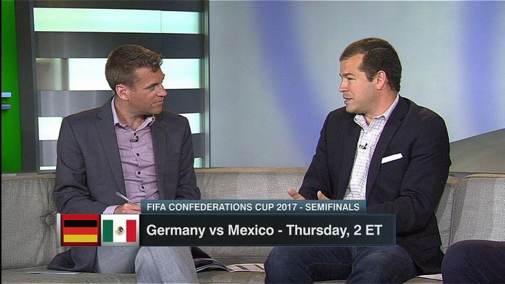 Mexico fan lies to wife, goes to Confed Cup