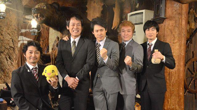 森崎博之、安田顕、戸次重幸、大泉洋、音尾琢真の5人からなる北海道学園大学演劇研究会出身の人気演劇ユニット「チームナックス」。今や、それぞれが全国的に活躍し、日本一公演チケットが取れない劇団として注目を集めている。そんな彼らが今でも大切にし、メンバー5人が唯一総出演しているのが、北海道テレビ(HTB)制作のローカル番組『ハナタレナックス』(毎週木曜24:15~)だ。2015年、16年に『ハナタレナックスEX(特別編)』として全国放送もされたが、今年もその第3弾が2月12日(日)13時55分から放送され