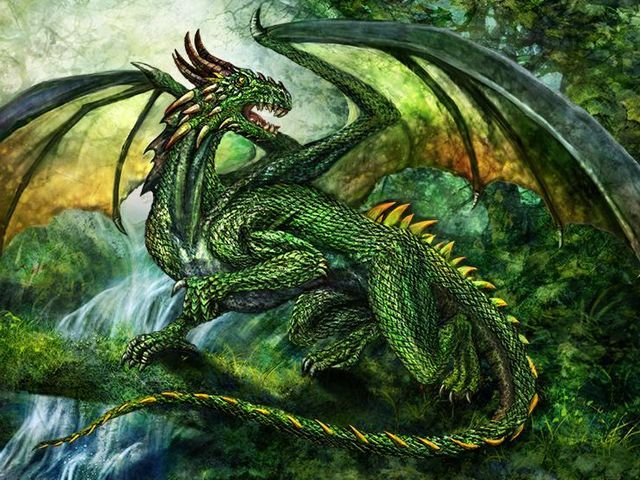 Earth Dragon: What Kind Of Dragon Are You?
