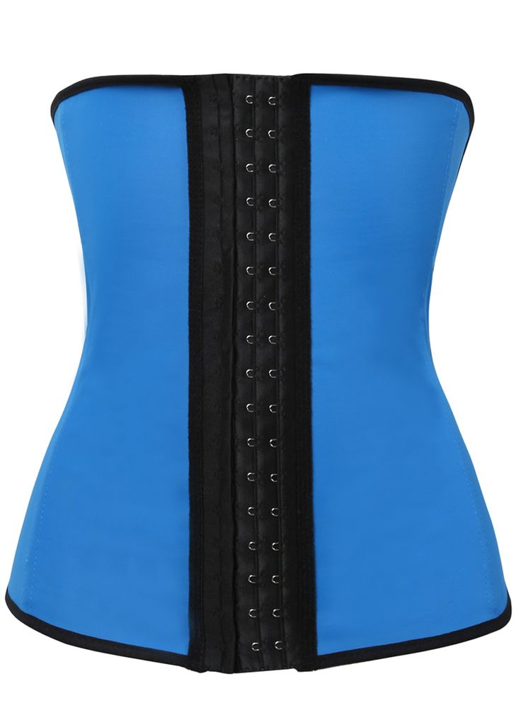Steel Boned Work Out Latex waist Training Corset Wholesale_Latex Shaper_Shapewear_Sexy Lingeire | Cheap Plus Size Lingerie At Wholesale Price | Feelovely.com